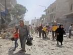 Potpuni prekid vatre između sirijskih snaga i pobunjenika u pokrajini Ildib