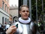 Nikola Špoljar - Hrvat koji čuva Vatikan