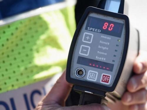 Za prebrzu vožnju i teže pijanstvo kazne do 2.000 KM