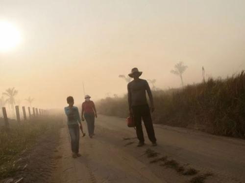 Domorodačka plemena mole za spas Amazonije