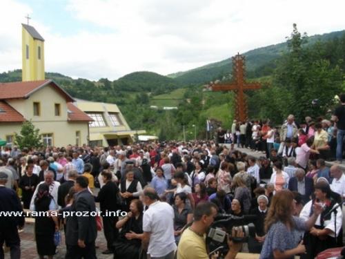 Svečana proslava sv. Ive na Uzdolu