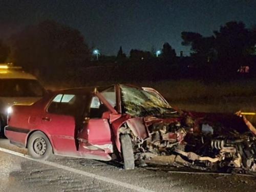 Mostar: Dvije osobe ozlijeđene u teškoj prometnoj nesreći