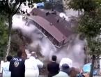 Urušila se zgrada u Istanbulu