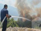 Mostar sa svih strana okružen požarima