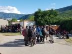 Nove grupe migranata stigle u Salakovac