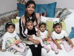 Imala 17 pobačaja, rekli joj da neće roditi, a ima četvero djece