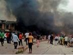 Najmanje 30 mrtvih u eksploziji bombe u Nigeriji