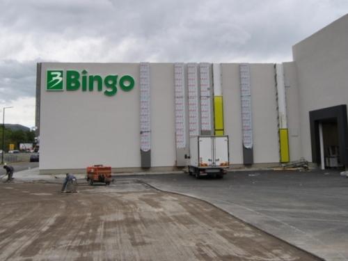 Obnovljeni Bingo centar u Mostaru spreman za otvaranje