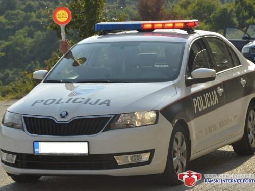Policijsko izvješće za protekli tjedan (18.11. - 25.11.2019.)