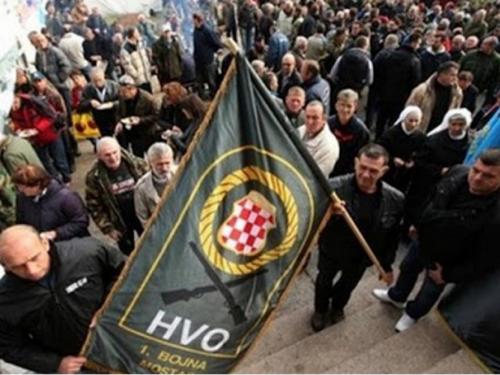 Oko 200 branitelja HVO-a očekuje da im Federacija riješi status stradalnika