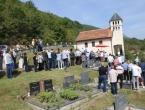FOTO: Obilježena 23. obljetnica stradanja Hrvata na Hudutskom