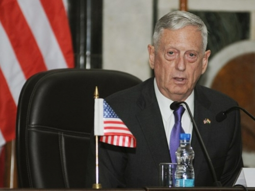 Mattis želi istragu o napadu ruskih plaćenika na američke saveznike u Siriji