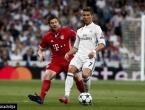 Liga prvaka: Real Madrid nakon produžetka izborio polufinale