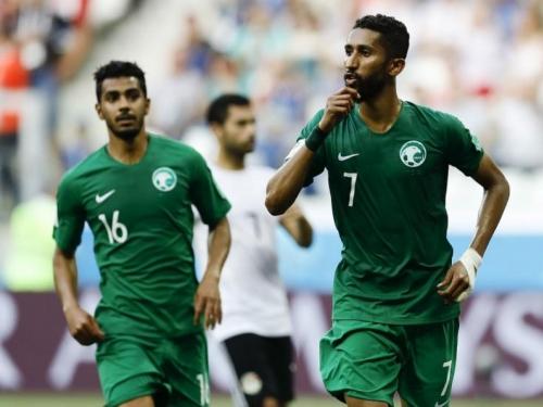 Saudijska Arabija u posljednjim sekundama do pobjede nad Egiptom