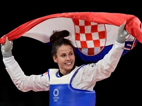 Hrvatska tekvondašica Matea Jelić olimpijska pobjednica