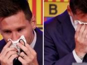 Messi se u suzama oprašta od Barcelone: Nisam spreman za ovo