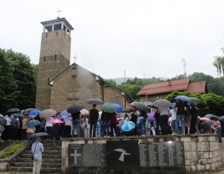 FOTO: Proslava sv. Ante u župi Gračac