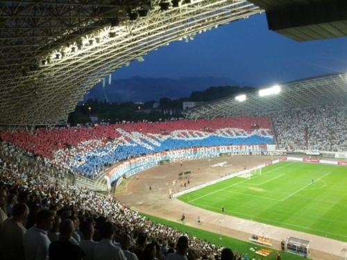 Hajduk i Dinamo remizirali