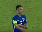 Nakon incidenta izraelski kapetan se oprostio od reprezentacije