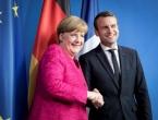 """Macron čestitao Merkel, želi nastaviti """"iznimno važnu"""" europsku suradnju"""
