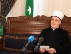 Kavazović: Pozivamo muslimane iz cijelog svijeta da stanu uz Hrvatsku