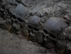 U ritualnom zidu - Meksički arheolozi pronašli još 119 astečkih lubanja