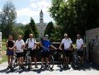 Ramski biciklisti i hodočasnici krenuli na hodočašće u Sinj