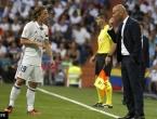 Zidane progovorio o lošoj formi Modrića