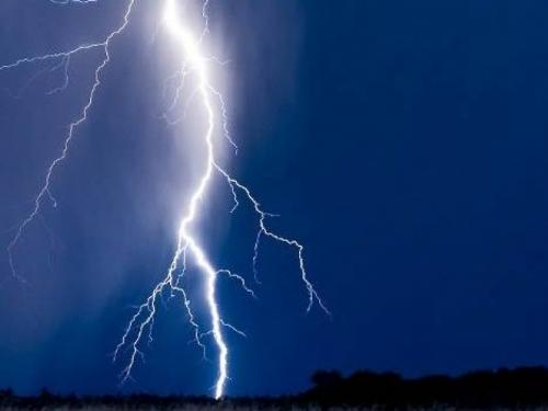 Žuti meteoalarm upaljen za Hercegovinu zbog najavljene grmljavine