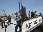 Nestala podmornica s 53 člana posade
