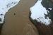 FOTO: Otapanje snijega u Rami donijelo brojne probleme