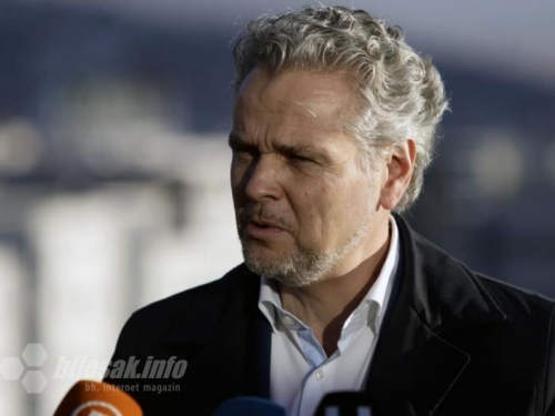 Sattler s Komšićem: Nema idućih izbora bez izmjena Izbornog zakona