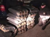 Jablanica: U kamionu mu našli 30 kg duhana