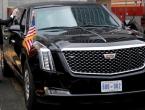 Trumpomobil ima vlastiti izvor kisika, suzavac, neprobojnu karoseriju...