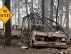 Broj nestalih nakon požara u Kaliforniji pao sa 1200 na 25 ljudi