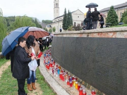 Šćit: Program spomena ramskih žrtava
