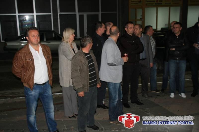 Rama-Prozor.Info • FOTO: Rama je uz Vukovar - odana počast herojima Vukovara