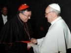 Kardinal Puljić uputio božićnu čestitku papi Franji