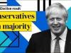 Boris Johnson na putu velike pobjede