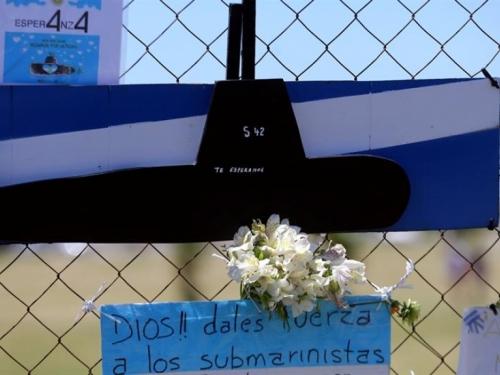 Prekinuta potraga za nestalom argentinskom podmornicom