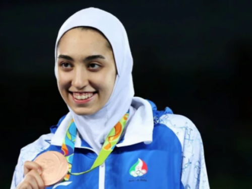 Iz Irana u Europu prebjegla jedina iranska dobitnica olimpijske medalje