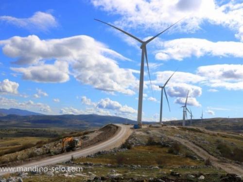Potencijal vjetra u Hercegovini veći od potrošnje struje u BiH