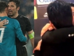 VIDEO: Najemotivniji trenutak epske večeri: Ronaldo zagrlio Buffona