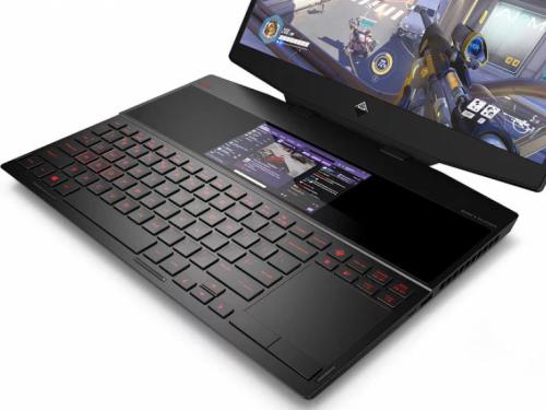 Omen X 2S je HP-ov gaming laptop s dva ekrana