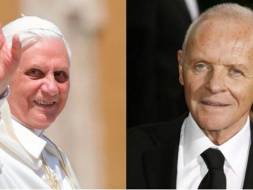 Anthony Hopkins će glumiti papu Benedikta XVI.