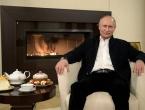 Putin: Situacija je pod potpunom kontrolom