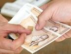 Koliko radnika u FBiH prima minimalnu plaću, a koliko više od 1.500 KM