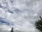 Umjereno do pretežno oblačno vrijeme, u Hercegovini navečer kiša