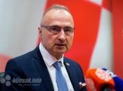 Grlić Radman: Promjena izbornog zakona osigurat će stabilnost i prosperitet BiH