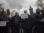 Zenički rudari stupili u štrajk glađu: ''U ponedjeljak ćemo se zapaliti''